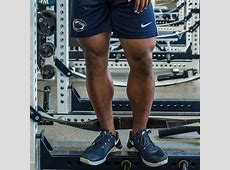 Saquon Barkley runs a 442 on his 2nd attempt while he