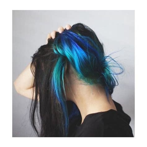 The 25 Best Teal Ombre Hair Ideas On Pinterest Teal