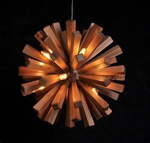 Rustikale Lampen Aus Holz : die besten 25 lampe holz design ideen auf pinterest holz wandlampen rustikale lampen aus ~ Markanthonyermac.com Haus und Dekorationen