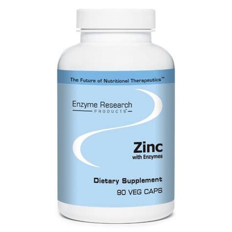 zinc  enzymes enzyme research products retail