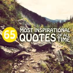 Inspirational Quotes of All Time