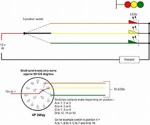 4 Position Selector Switch Wiring Diagram Collection