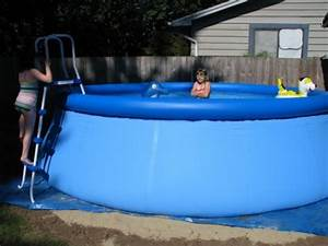 Pop Up Pool : 17 best images about level ground on pinterest above ground pool liners pools and how to ~ Orissabook.com Haus und Dekorationen