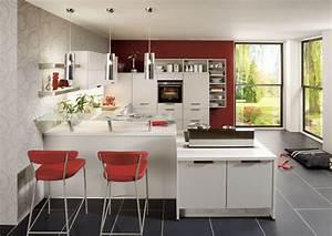 comptoir de cuisine collection avec modele cuisine ouverte With cuisine ouverte avec comptoir