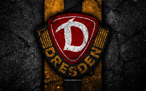 All information about dynamo dresden (3. Download wallpapers Dynamo Dresden FC, 4k, grunge, logo ...
