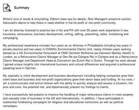 linkedin summary examples software engineer