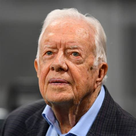 Jimmy Carter Is Emerging as a Role Model in 2020 Primaries