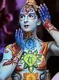 Fantasy Fest Body Painter 2018   Orlando Face Painting ...