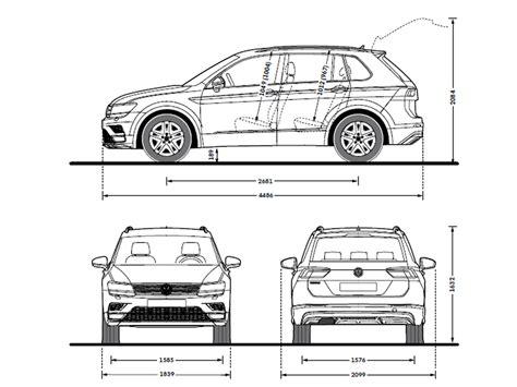volkswagen tiguan 2016 fiches techniques configurateur et prix photo 4 l argus