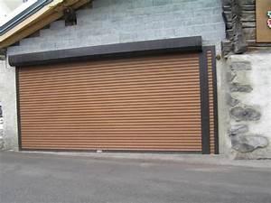 porte garage enroulable With porte de garage enroulable avec porte 2 vantaux interieur