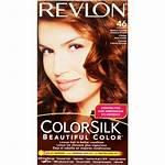 Chestnut Brown Golden Revlon Checkers Za Colorsilk