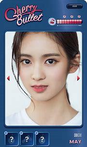 May (Cherry Bullet) Profile - K-Pop Database / dbkpop.com