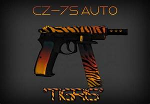 Cs Auto : cz 75 auto tigris counter strike 1 6 skin mods ~ Gottalentnigeria.com Avis de Voitures