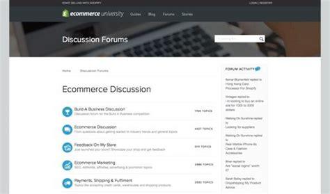 15 Helpful Forums for Online Merchants   Practical Ecommerce