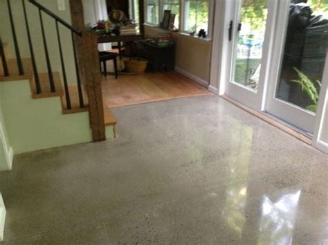 Polished Concrete Polishing