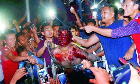 Nagaland Fires 3 Policemen After Mob Lynches Rapist To Death