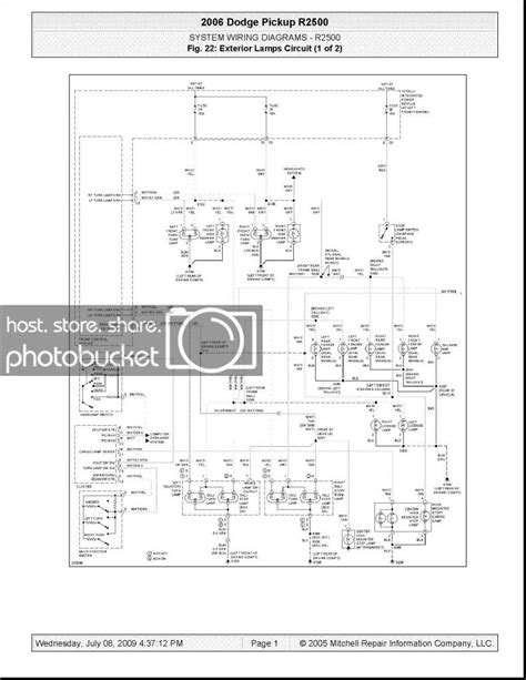Wiring Schematic For Mega Drw Dodge Cummins