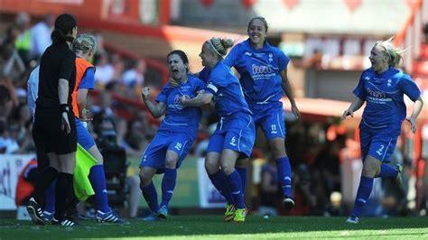 Womens FA Cup Final Birmingham City Ladies v Chelsea ...