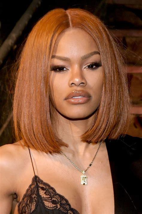 Brown Skin Hair by 10 Stunning Hair Colors For Skin Tones Byrdie