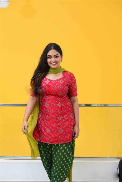 Malayalam Actress Prayaga Martin Latest Photo Shoot