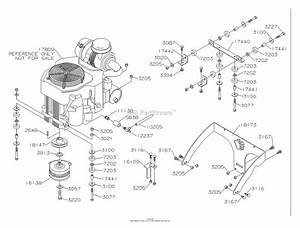 Dixon Grizzly 50  2005  Parts Diagram For Engine  Kohler 23hp
