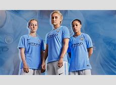 Manchester City unveil new home kit for the 201718