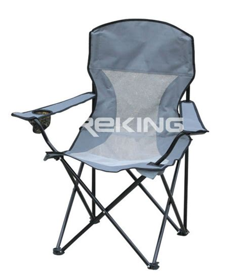 high quality printing folding cing chair buy small