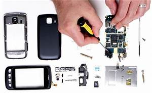 Mobile Phone Examination For Hardware Software Issue Pri