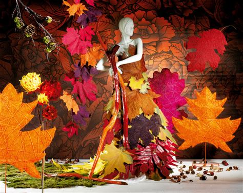 Deko Blätter Herbst by 15 Trend Dekoration Herbst Winter Inspiration