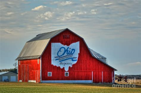 barns for in ohio ohio bicentennial barn wert county by baker