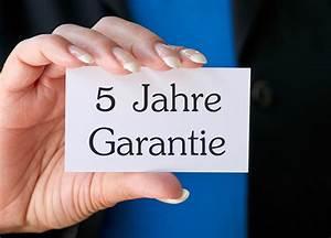Garantie Auf Elektrogeräte : 5 jahre garantie auf elektroger te ~ Watch28wear.com Haus und Dekorationen