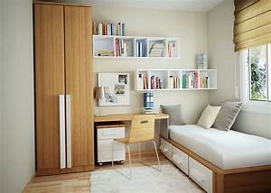 30 Mind-Blowing Small Bedroom Decorating Ideas CreativeFan