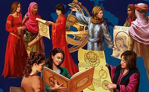 Extraordinary Women from the Golden Age of Muslim ...