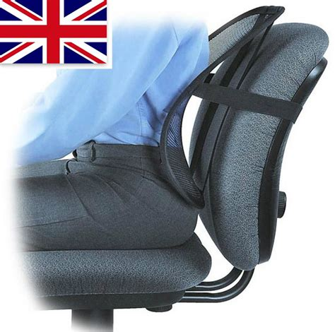 air lumbar support lower back cushion relief correct