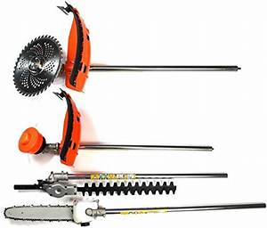 Chikura Backpack 10 In 1 Multi Garden Tool Brush Cutter