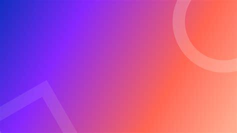 Wallpaper Gradient, Colorful, Square, Circle, HD, 4K