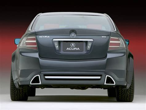 Acura Tl Engine Specs by 2004 Acura Tl A Spec Concept Acura Supercars Net