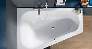 Bad Mit Freistehender Badewanne : kleines bad mit badewanne was ist m glich villeroy boch ~ Frokenaadalensverden.com Haus und Dekorationen