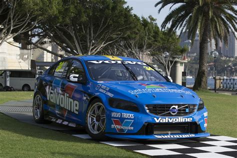 volvo polestar v8 supercar launch speedcafe