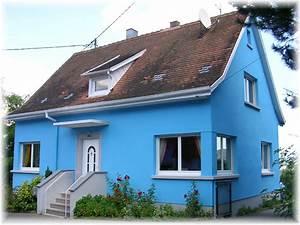 Chambres D39htes La Maison Bleue