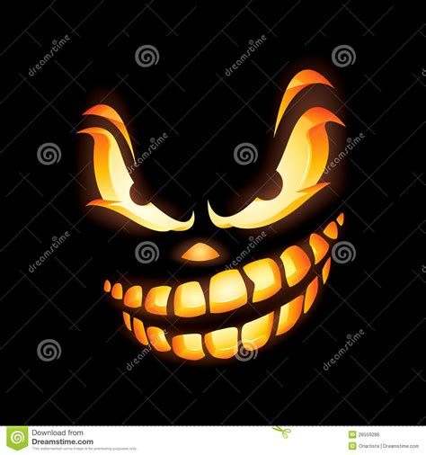 scary o lantern pictures scary jack o lantern royalty free stock image image 26559286