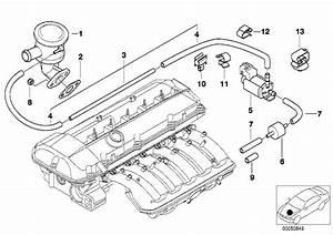 Bmw 325i Vacuum Pipe  Control