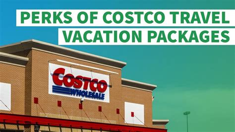 costco travel costco travel packages