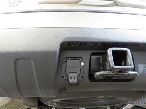 2013 Honda Pilot Tow Wire Harnes by Honda Pilot Replacement Oem Tow Package Wiring 7 Way W