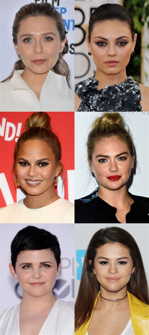 best 25 oval face hairstyles ideas on pinterest face