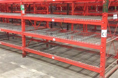 structural pallet rack beams