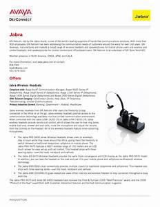 Download Free Pdf For Jabra Gn 9350 Headset Manual