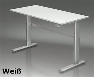 Höhenverstellbarer Schreibtisch Gestell : manuell h henverstellbarer schreibtisch com forafrica ~ Watch28wear.com Haus und Dekorationen