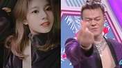 接受了TWICE Sana建議...在《音樂銀行》做了「愛豆式」問侯的朴軫永:眨眼和手指愛心! - KSD 韓星網 (明星)