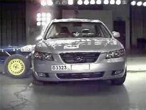 Crash Test2006 Hyundai Sonata Doovi